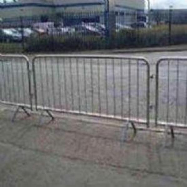 New  Crowd Control Barrier 2.300 Mtr Wide x 1.100 Mtr High
