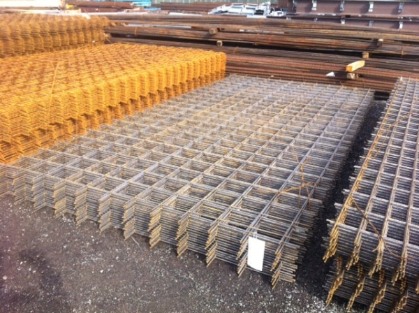 A252  Reinforcing Mesh  4.800 Mtr Long  2.400 Mtr Wide